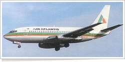 Air Atlantis Boeing B.737-2K9 CS-TEU