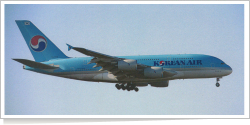 Korean Air Airbus A-380-861 HL7614