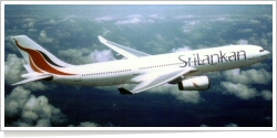 SriLankan Airlines Airbus A-330-243 unknown