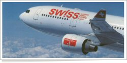 Swiss International Air Lines Airbus A-330 unknown