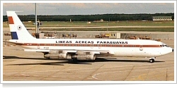 LAP Boeing B.707-321B ZP-CCE
