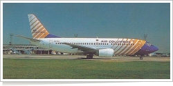 Air Columbus Boeing B.737-33A CS-TKC
