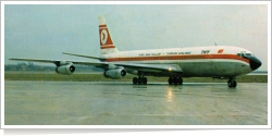 THY Turkish Airlines Boeing B.707-121B TC-JBA