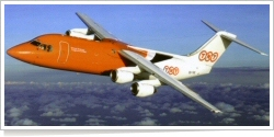 TNT Airways BAe -British Aerospace BAe 146-300QT OO-TAE