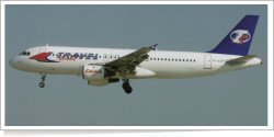 Travel Service Airbus A-320-212 YL-LCF