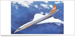 Braniff International Airways Aerospatiale / BAC Concorde unknown