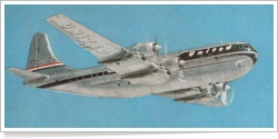 United Air Lines Boeing B.377-10-34 Stratocruiser unknown