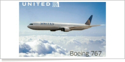 United Airlines Boeing B.767-400 unknown