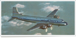 United Air Lines Douglas DC-6 N37502