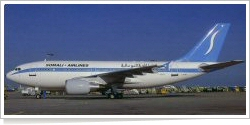 Somali Airlines Airbus A-310-304 F-ODSV