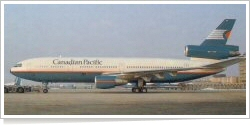 Canadian Pacific Air Lines / Canadien Pacifique McDonnell Douglas DC-10-30 C-FCRE