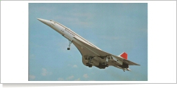British Airways Aerospatiale / BAC Concorde 102 unknown