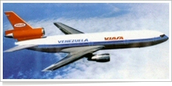 VIASA Venezuelan International Airways McDonnell Douglas DC-10-30 unknown
