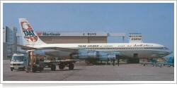 Trans Arabian Air Transport Boeing B.707-349C ST-ALK
