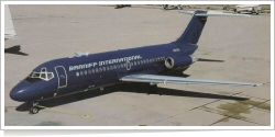 Braniff International Airlines McDonnell Douglas DC-9-14 N931EA
