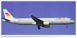 Flying Colours Airlines Airbus A-321-211 G-BXNP