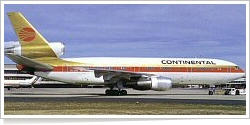 Continental Airlines McDonnell Douglas DC-10-30 PK-GIB