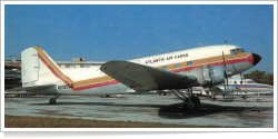 Atlantic Air Cargo Douglas DC-3 N705GB
