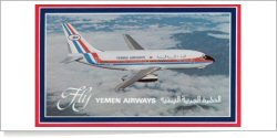 Yemen Airways Boeing B.737-200 unknown